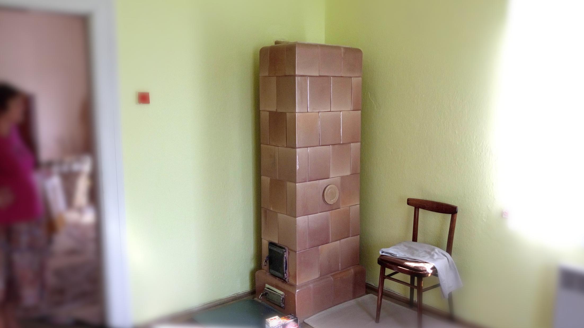 Zrekonštruovaná pec